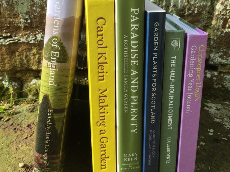 Best gardening books for spring 2016 Saga