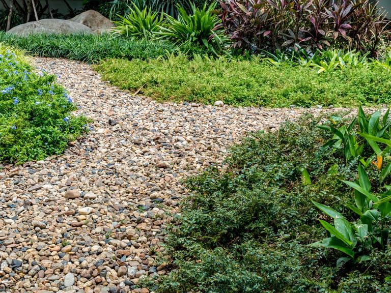 Seaside garden design for courtyards patios saga for Seaside garden designs