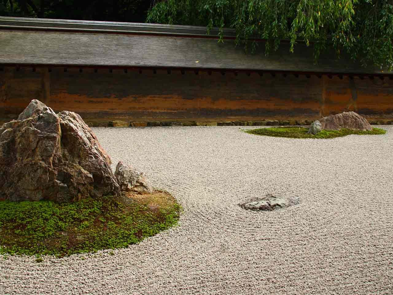 Zen Garden Ryōan Ji