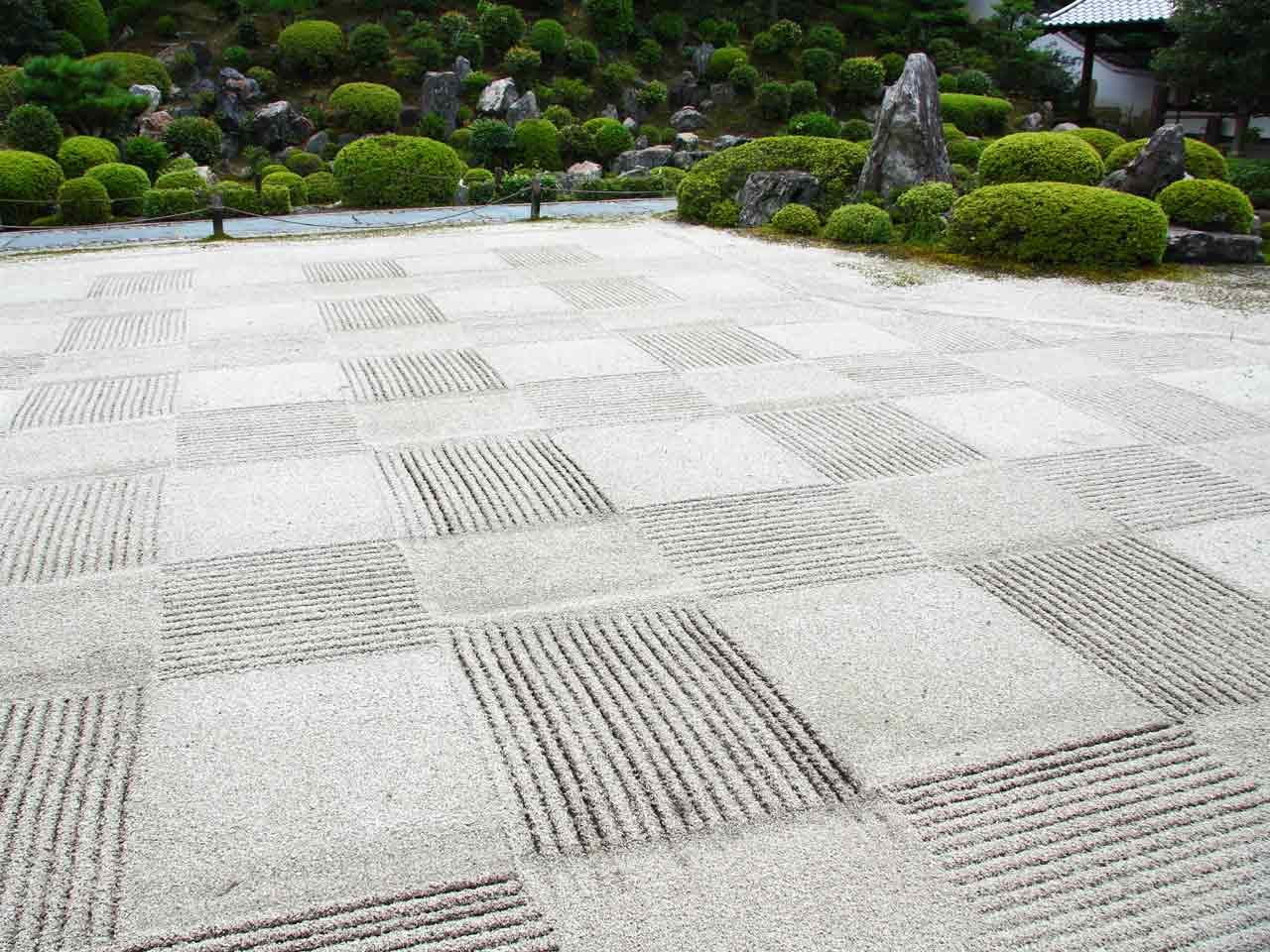 Zen Garden Ideas zen garden plans 634x503 15 inviting small japanese zen garden to motivate you Tofuku Ji Dry Rock Zen Garden