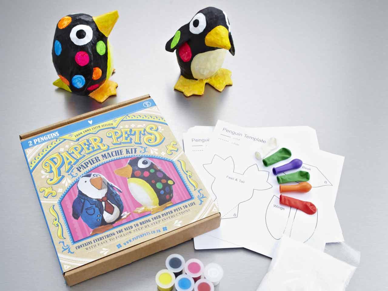 Gift ideas for creative children - Saga