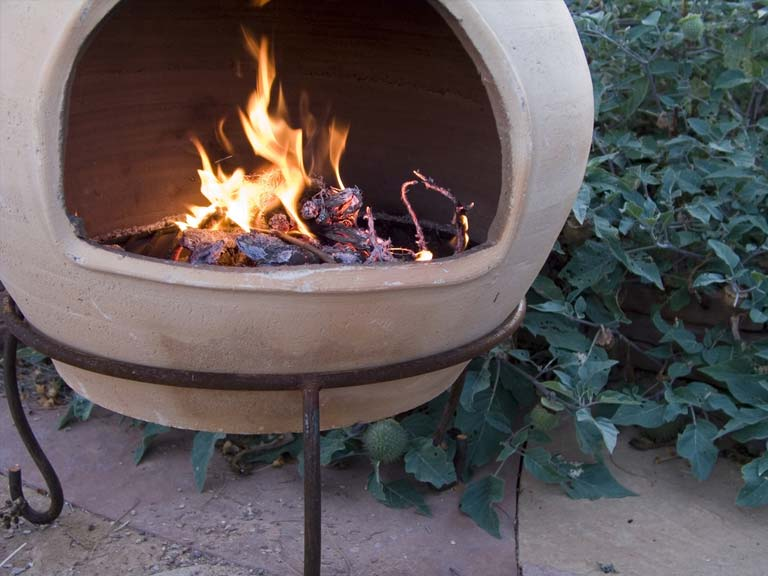 Garden wood burners