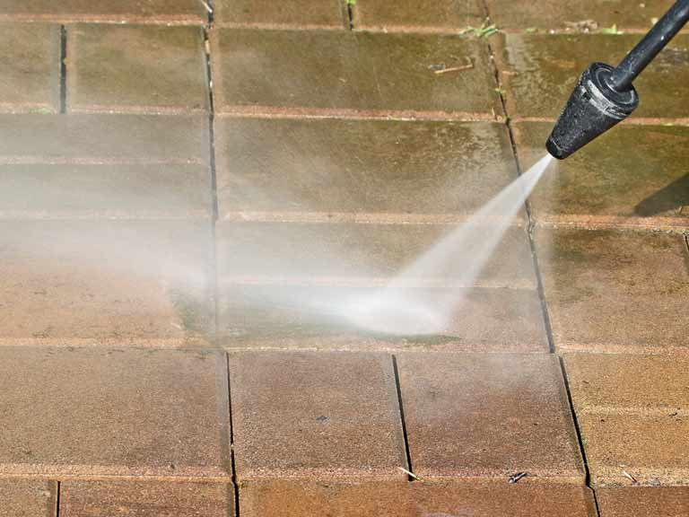 How To Clean A Patio Saga