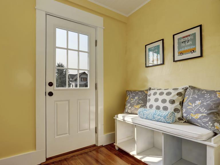 25+ best ideas about Hallway colours on Pinterest | Grey ...