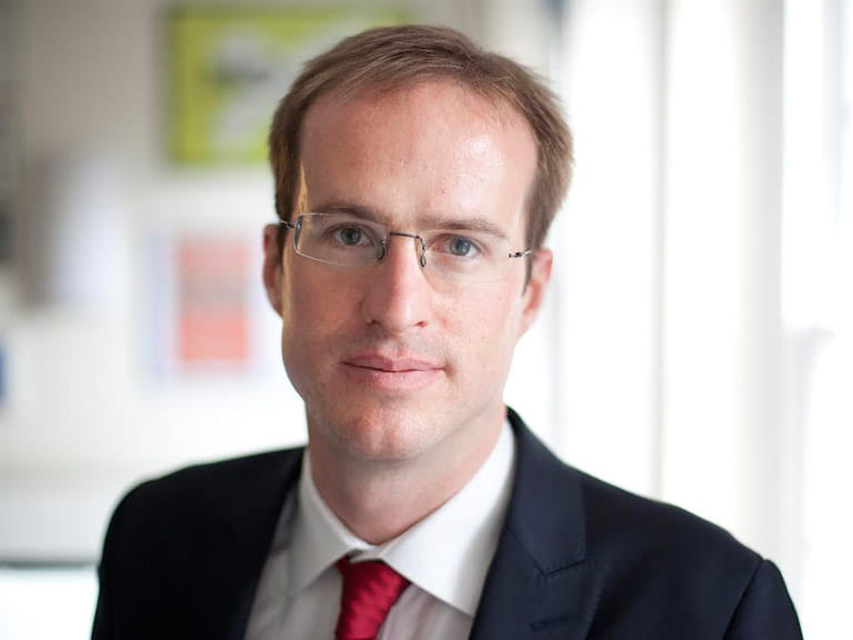 Matthew Elliott, Chief Executive of the Vote Leave campaign and Founder of Business for Britain