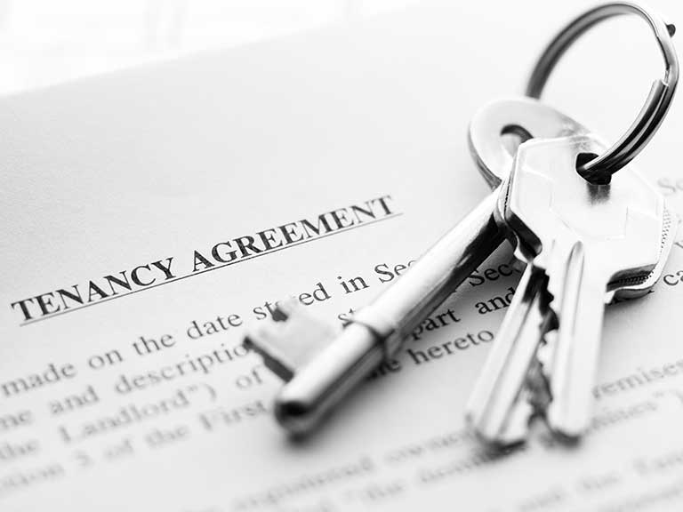 Protect yourself if letting a property with a tenancy agreement