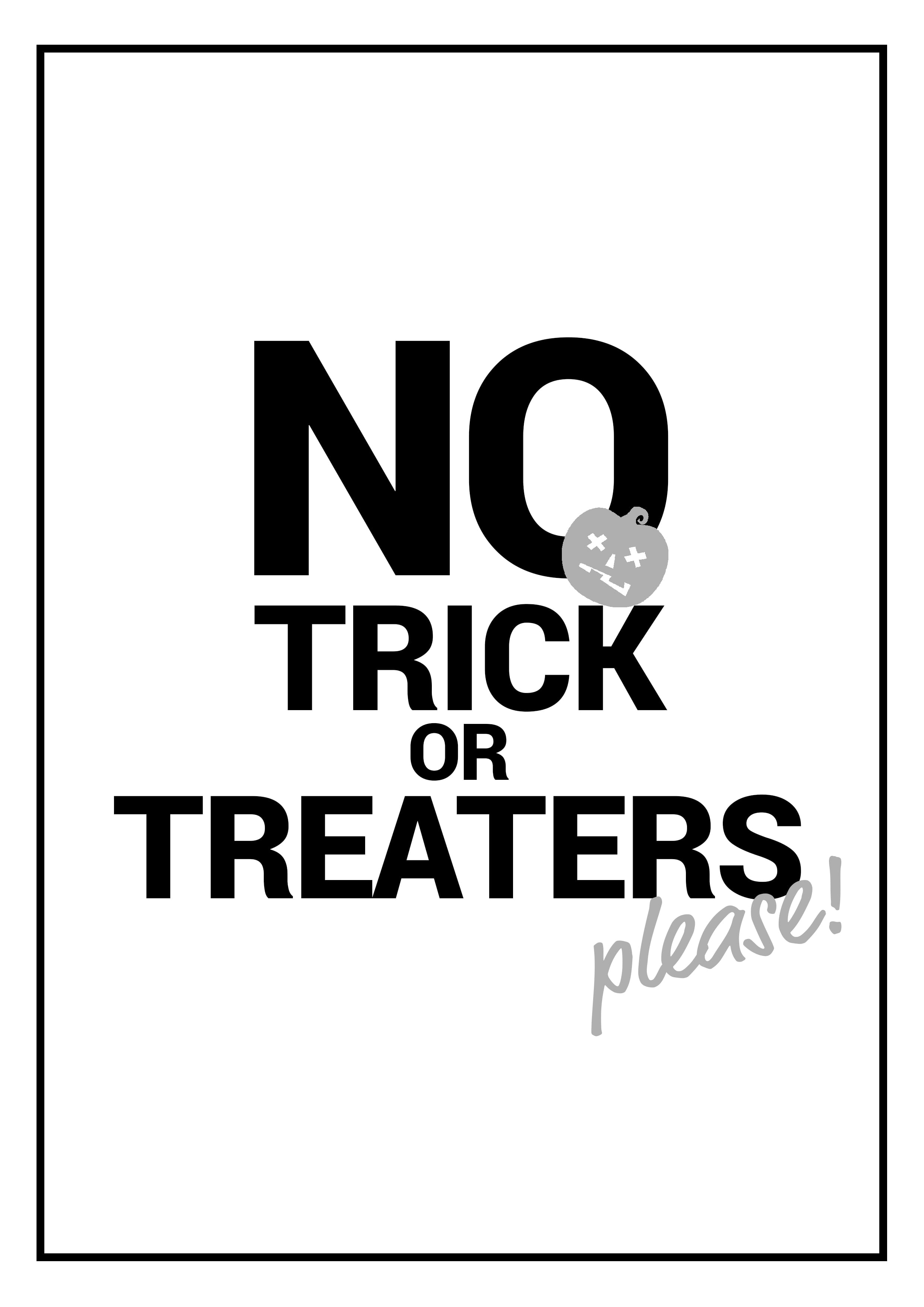 Dealing With Trick Or Treaters At Halloween Saga