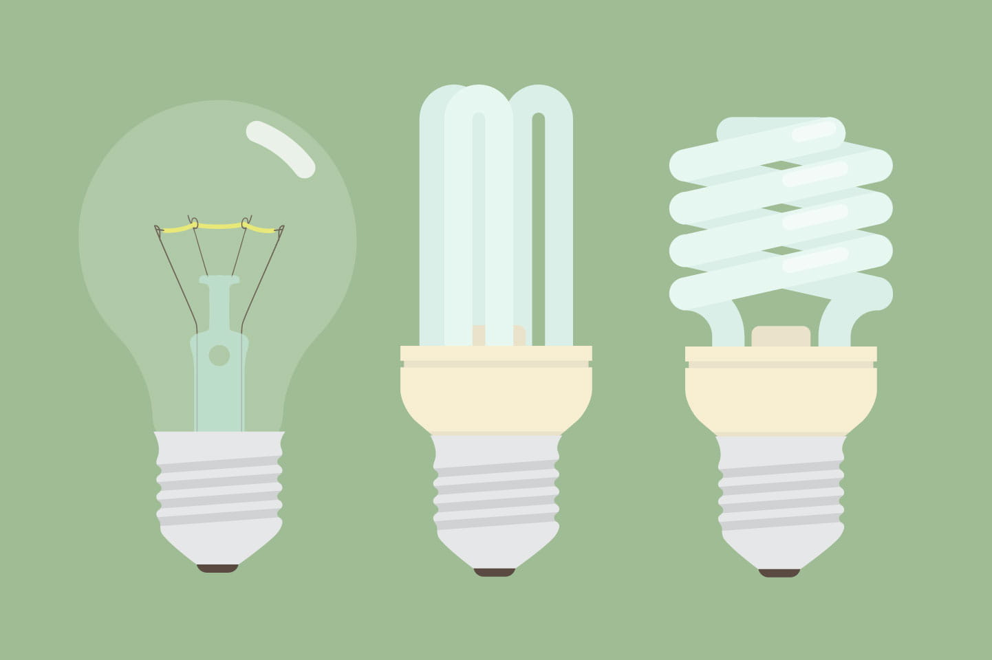 Tips for choosing energy-saving light bulbs