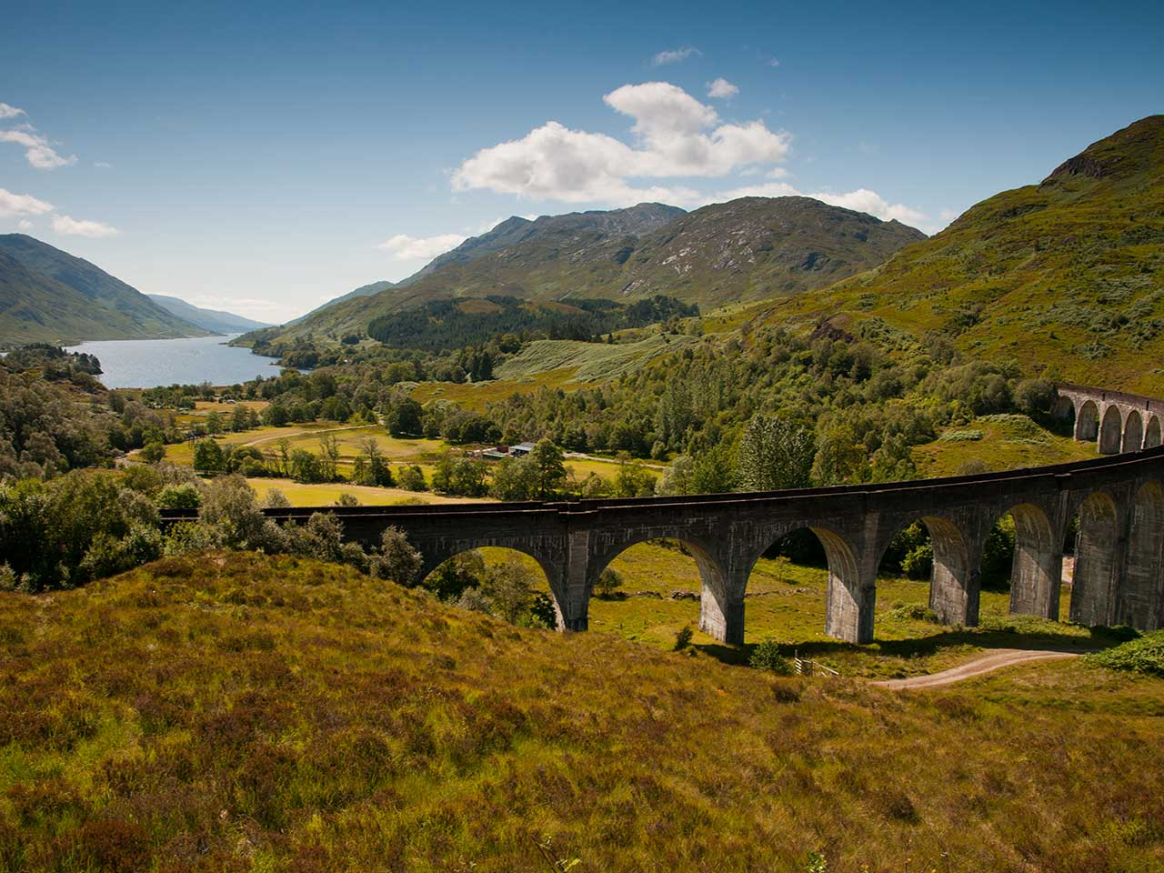Glenfinnan Viaduct, near Fort William