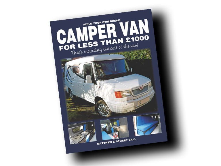 If you have big dreams but small pockets, building your own campervan could be a great project