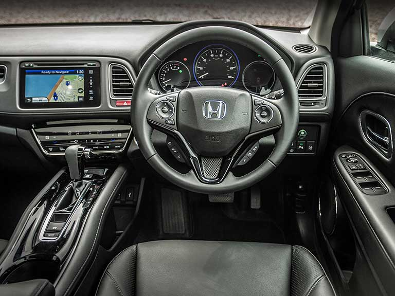 Honda HR-V wheel