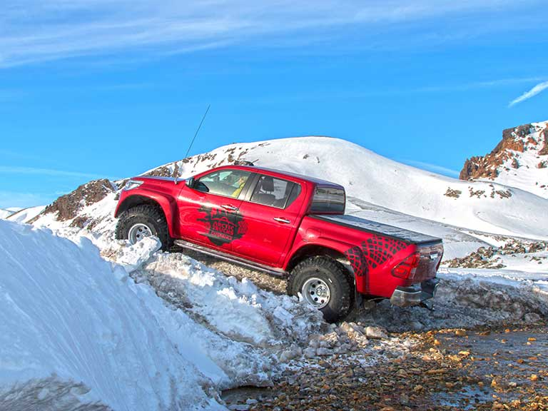 Toyota Hilux AT38 by Arctic Trucks