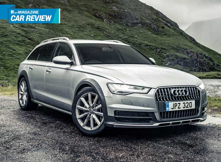 Audi A6 Allroad   Saga Car Review