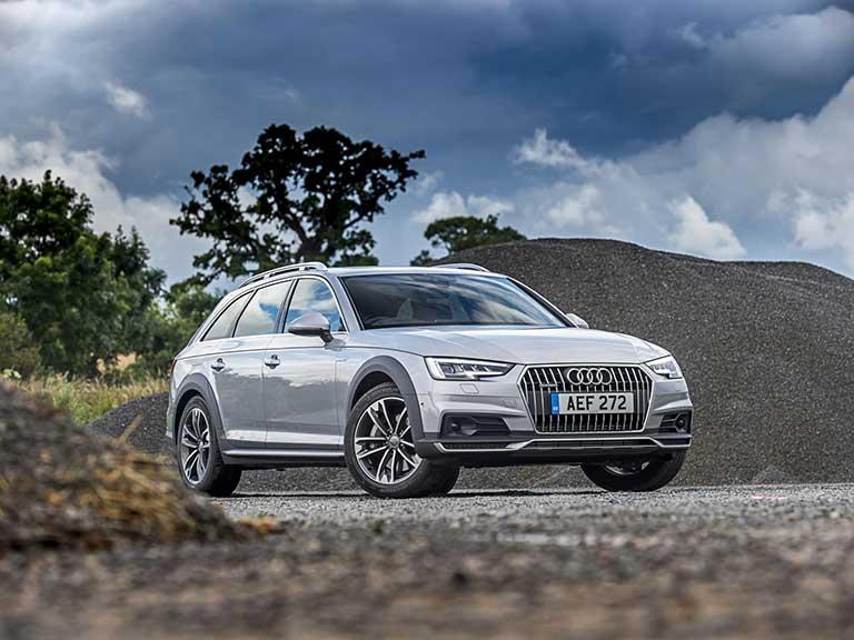 Car Review Audi A Allroad Saga - Audi car reviews