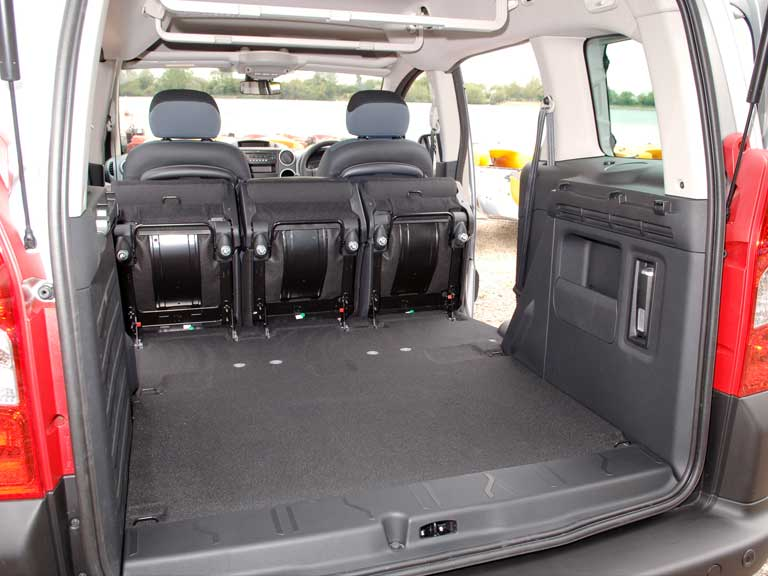 Citroen Berlingo boot