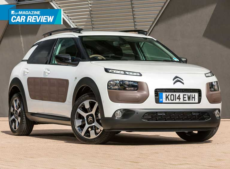 Saga Car Review - Citroen Cactus