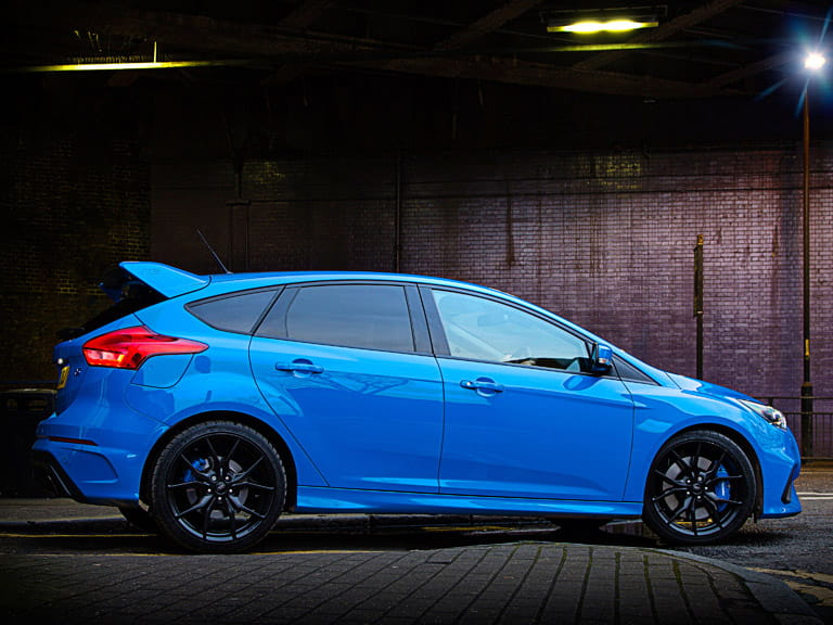 The Ford Focus RS is the greatest performance bargain of a generation