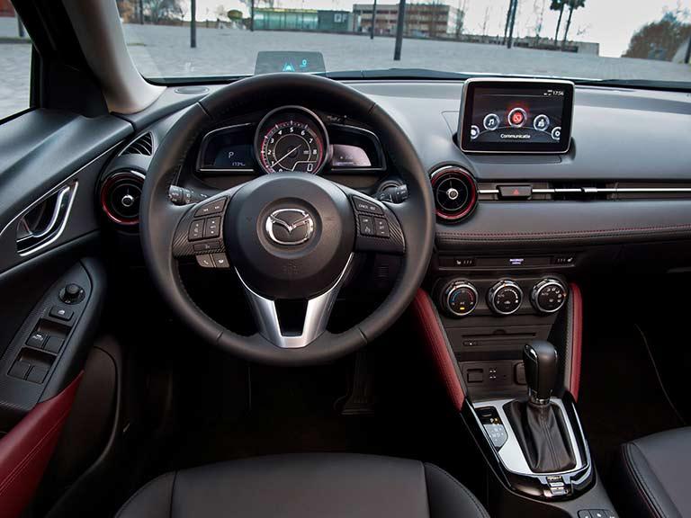Mazda CX-3 - Saga