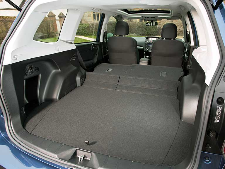 Subaru Forester Off Road >> Car review: Subaru Forester - Saga