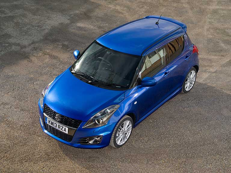 Car review: Suzuki Swift Sport - Saga