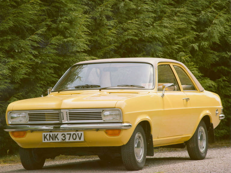 Most of us recall the family Vauxhall Viva with affection