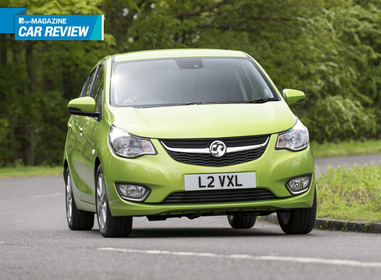 Saga Magazine reviews the Vauxhall Viva