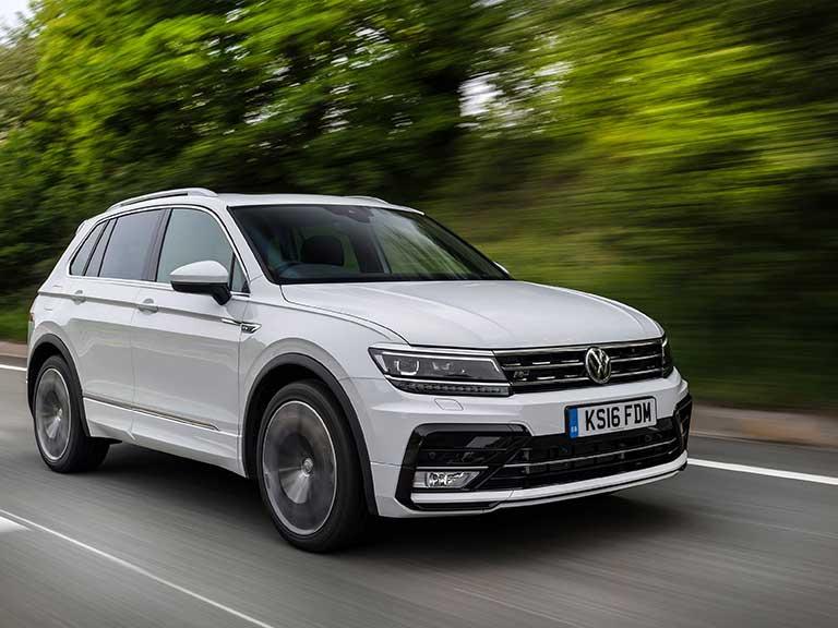 Car review: VW Tiguan - Saga
