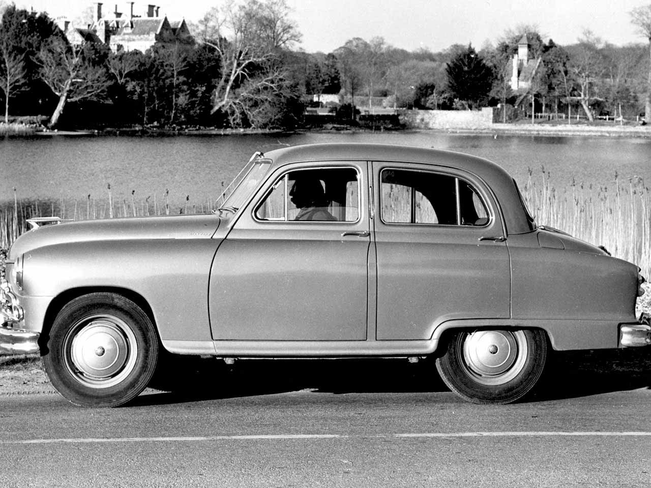 Top five family cars of the 1950s - Saga