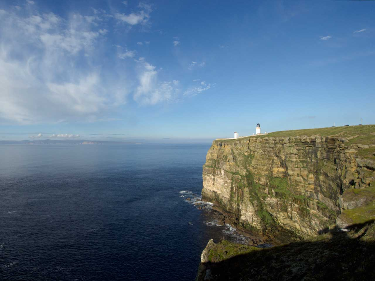 Dunnet Head. Photo: Charles Tait