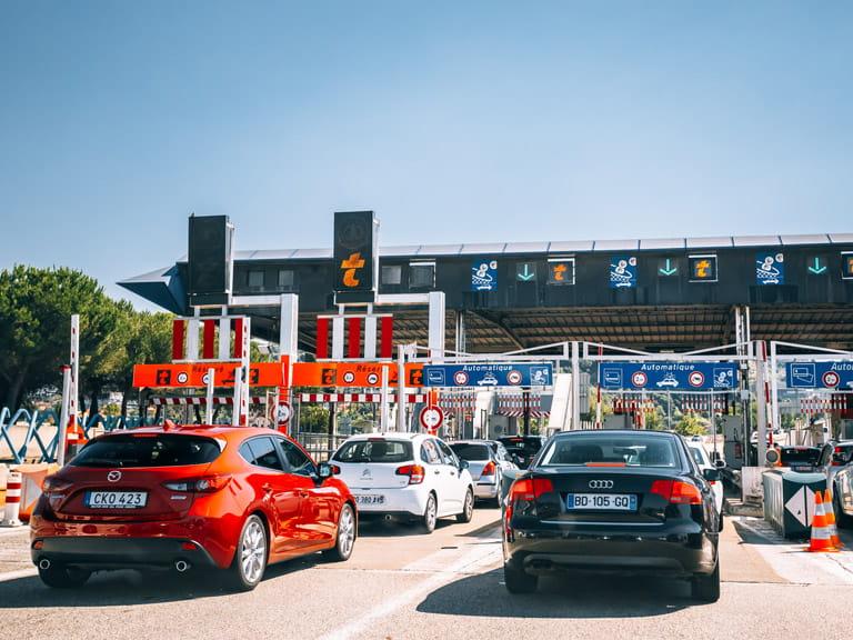 How Do Toll Roads Work In France Saga