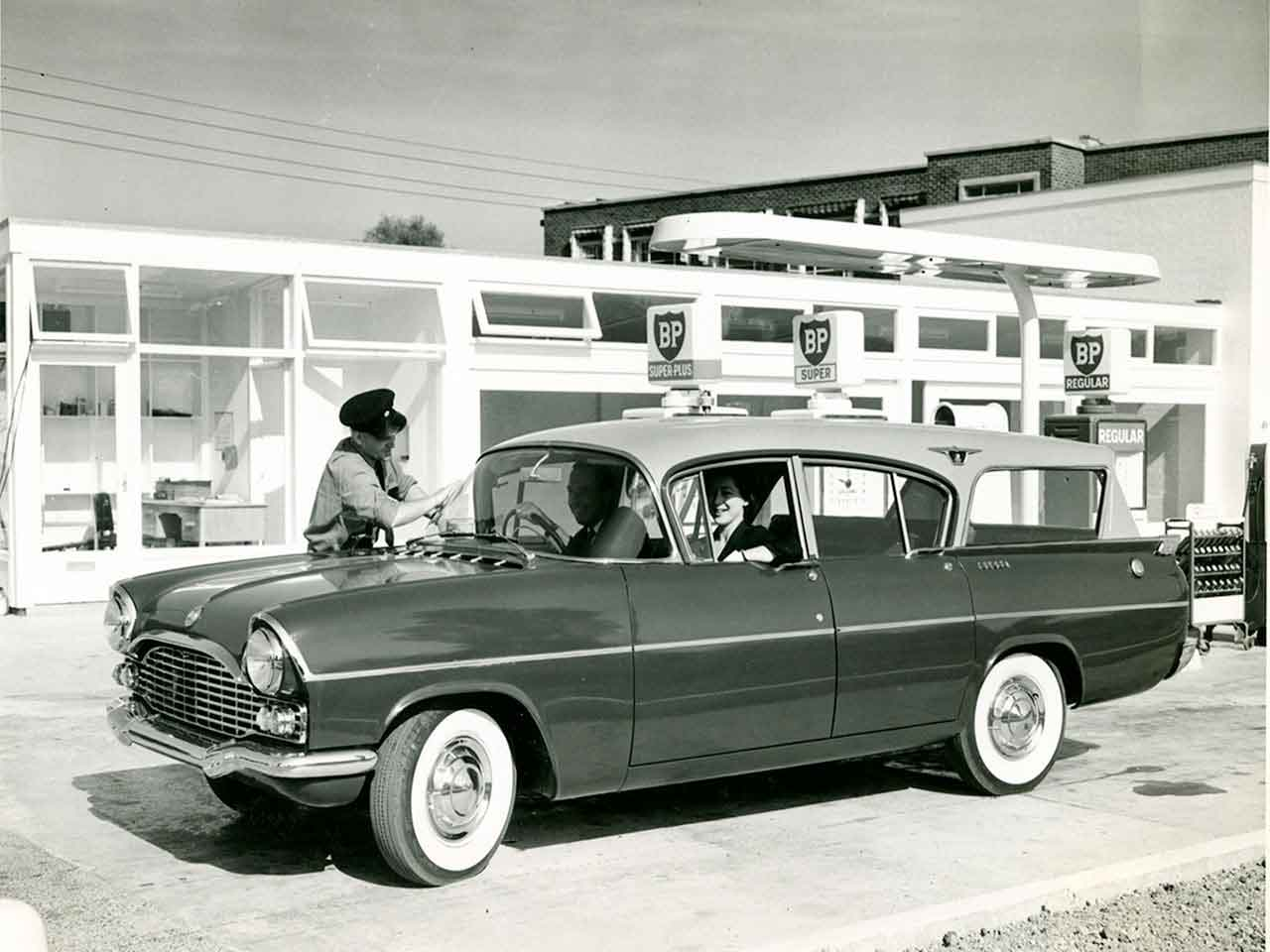 Top five family cars of the 1950s - Saga