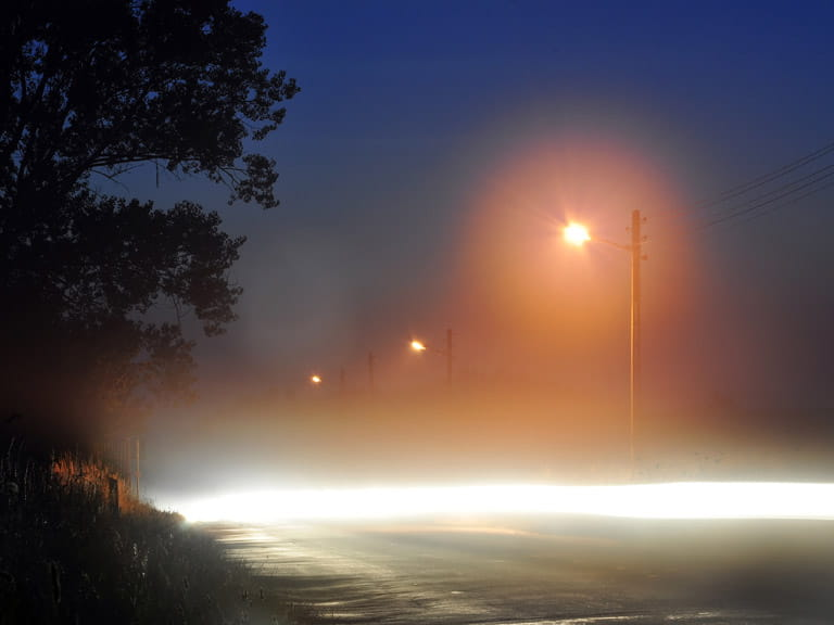 If you think you are being followed, avoid dark and quiet roads and head for busier and better lit areas