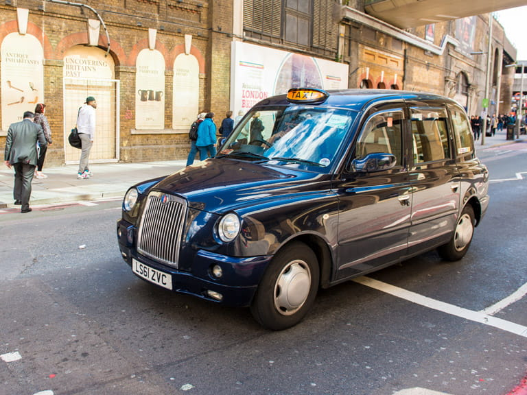 Book your taxi online, by phone, or in a mini-cab office, never through someone on the street