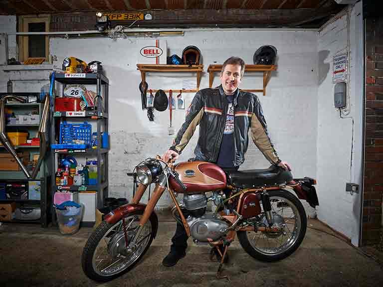 Biker dating over 50