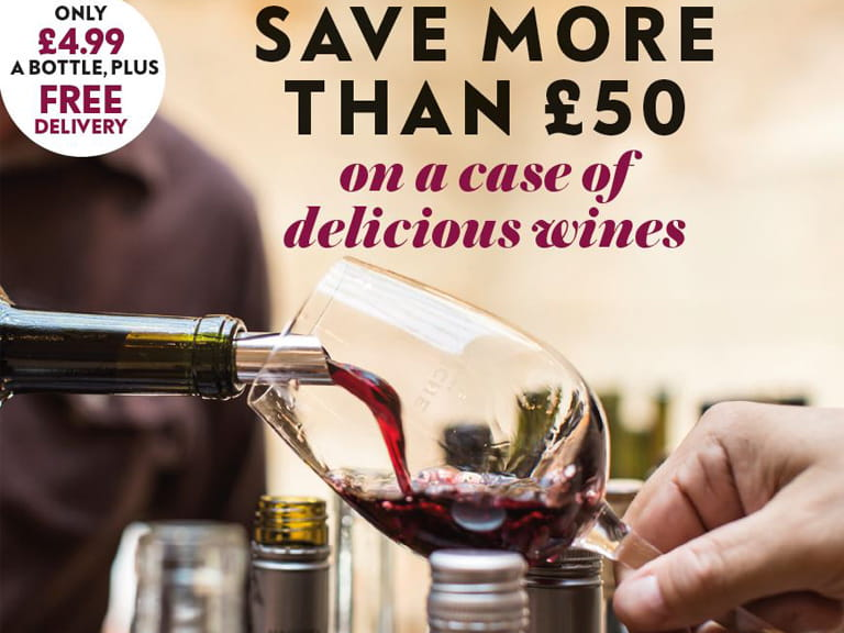 A great summer wine offer exclusive for Saga readers