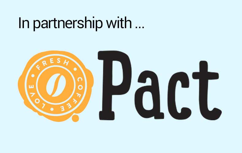 Pact partnership logo
