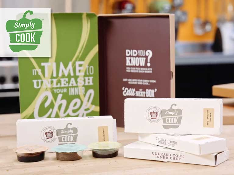 SimplyCook box