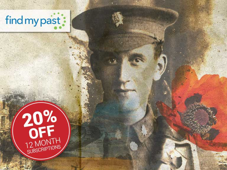 Findmypast - Special Offer