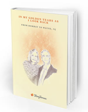 Story terrace autobiography - In My Golden Years