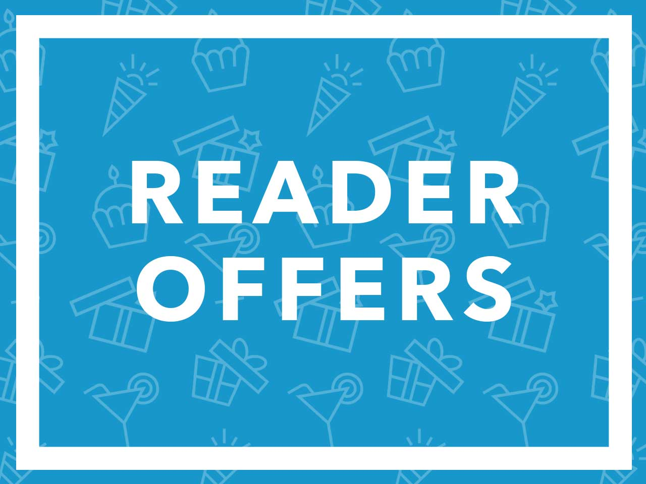 Special Reader Offers from Saga