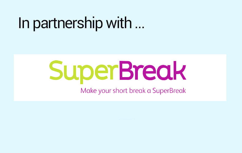 In partnership with SuperBreak