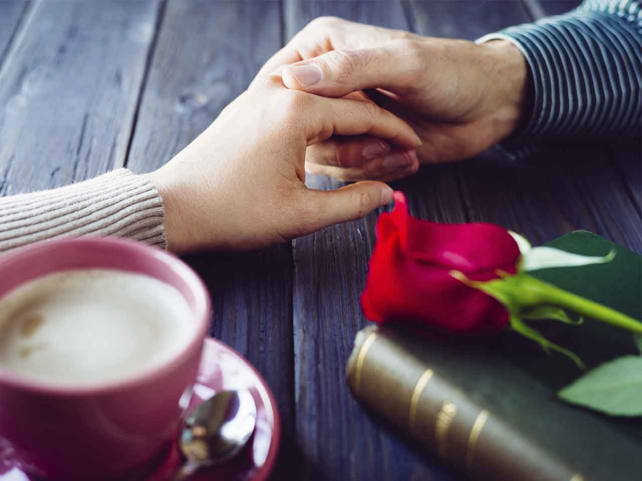New relationships after death of spouse