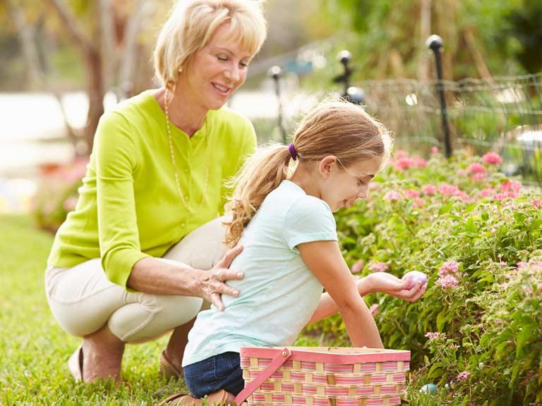 Easter Egg Hunt Ideas For Children Saga