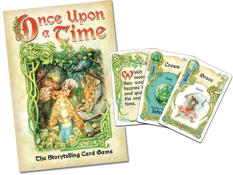 Once Upon a Time, a storytelling card game