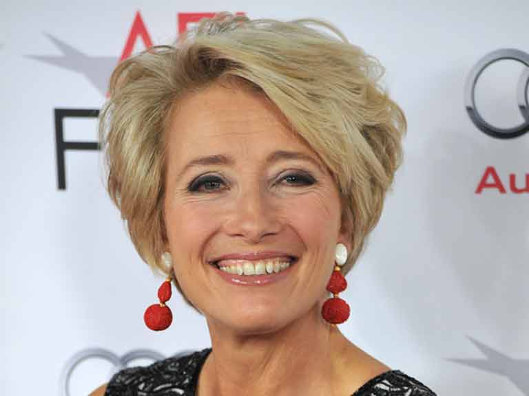 Emma Thompson © Jaguar PS / Shutterstock.com