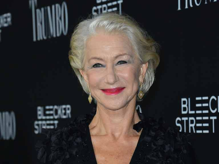 Helen Mirren  © Featureflash Photo Agency / Shutterstock.com