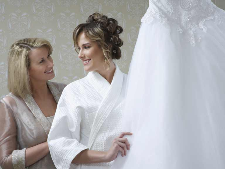 Make-up Tips For Mothers Of The Bride