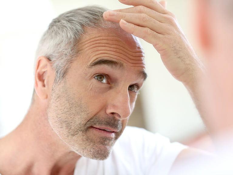 Men S Grooming Fighting Thin Greasy Or Dry Hair Saga