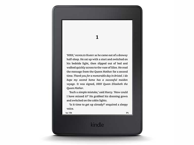 Kindle Paperwhite £104.49