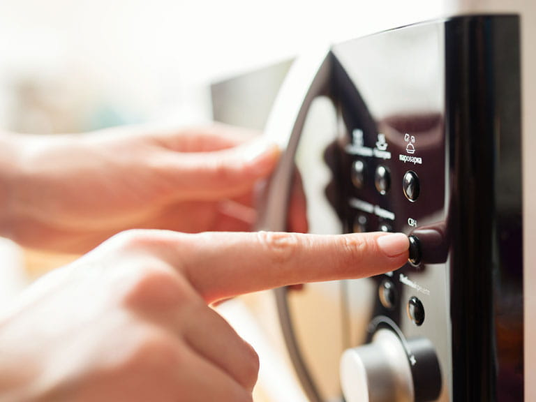 Which microwave features should you look out for